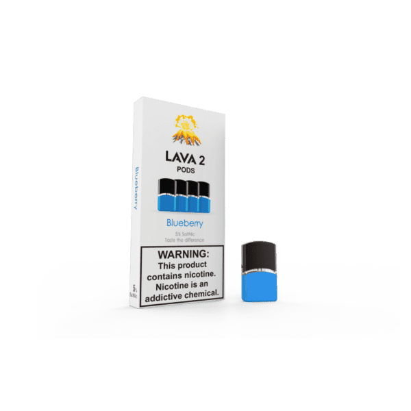 Blueberry Lava 2 pods