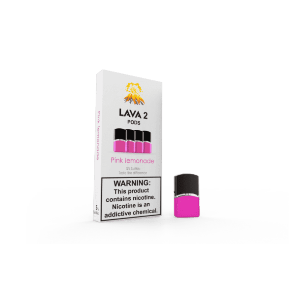 Pink Lemonade Lava 2 Pods