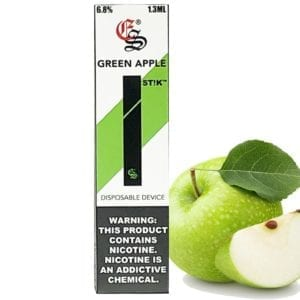 eon green apple stik