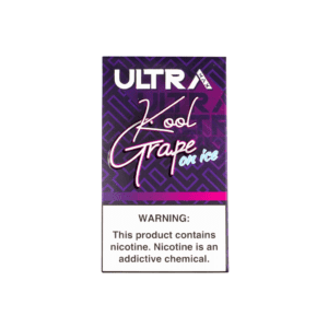 ultra max grape one ice