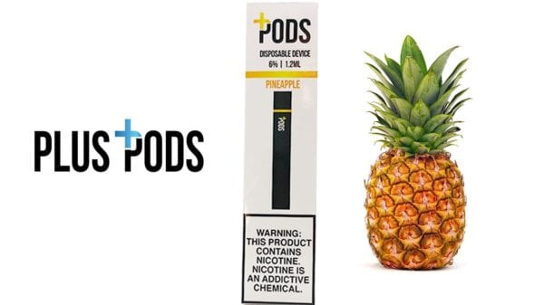 Pineapple Plus Pods Disposable