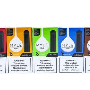 Myle Mini Flavors