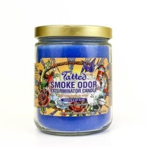 Smoke Odor Exterminator Candles Tatted