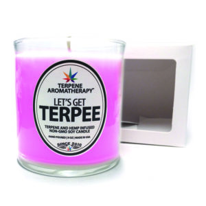 Terpee Candles Bubblegum