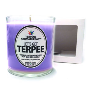 Terpee Candles Granddaddy Purps