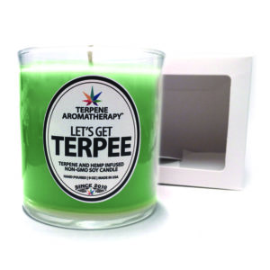 Terpee Candles Green Crack