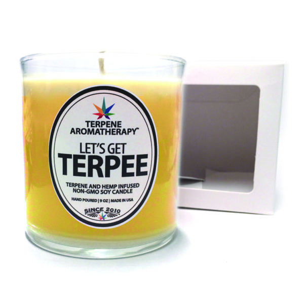 Terpee Candles Lemon Haze