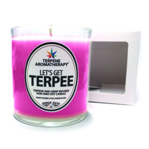 Terpee Candles Northern Lights