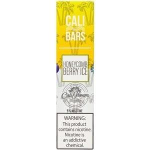 Cali Bar Disposable Honeycomb Berry Ice