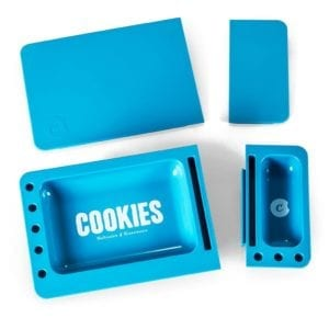 Cookies V3 Rolling Tray 3.0 Blue 1