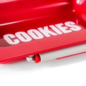 Cookies V3 Rolling Tray 3.0 Red 1