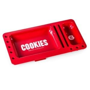 Cookies V3 Rolling Tray 3.0 Red