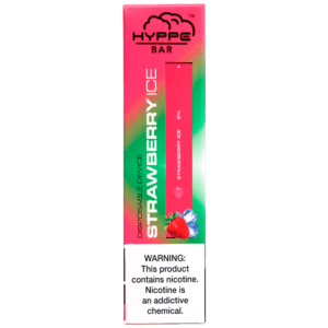 Hyppe Bar Disposable Strawberry Ice