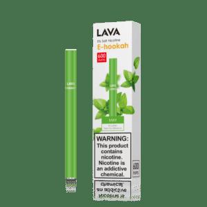 Lava Disposable E Shisha Pen Mint