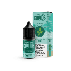 Coastal Clouds Premium Vapor Mint