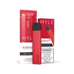 MylÉ Mini 2 Red Apple