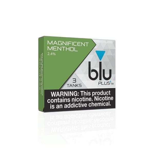Blu Plus+ Tanks Magnificent Menthol