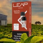 Leap Vapor Kentucky Tobacco