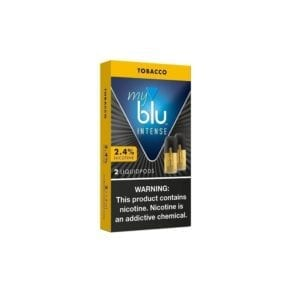 Myblu Intense Tobacco Liquid Pods