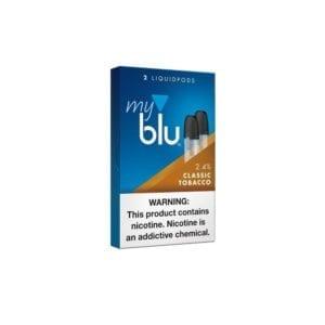 Myblu Classic Tobacco Liquid Pods