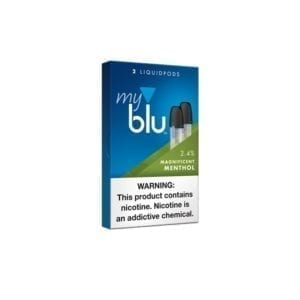 Myblu Magnificent Menthol Liquid Pods