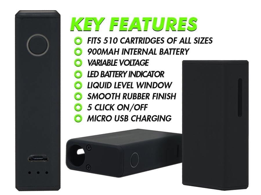 cartisan black box features