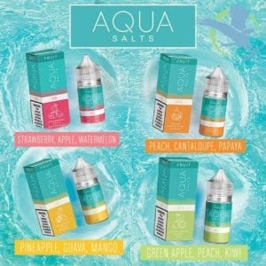 Aqua Salts Collage