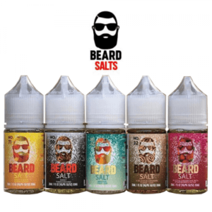 Beard Salts Collage