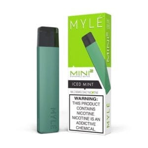 Myle Mini 2 Iced Mint