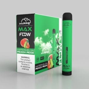 Hyppe Max Flow Watermelon Peach Pear