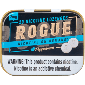 Rogue Peppermint Lozenges