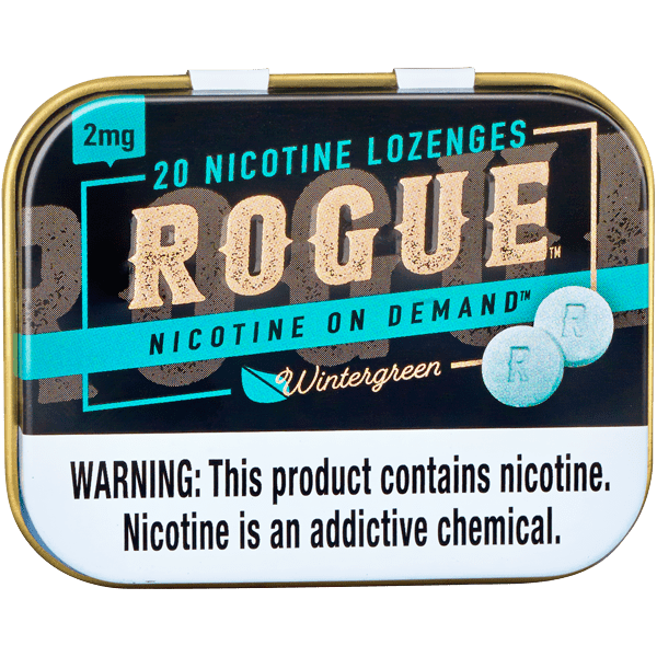Rogue Wintergreen Lozenges