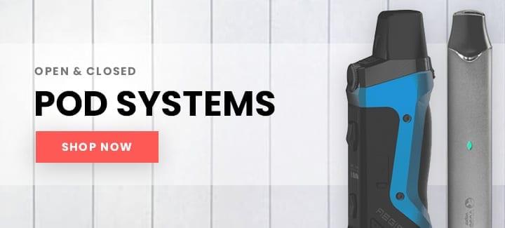 Pod Systems Block
