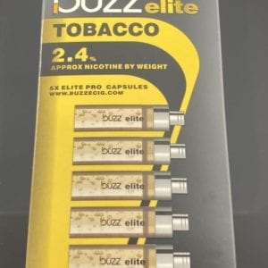 Elite Tobacco 2.4%