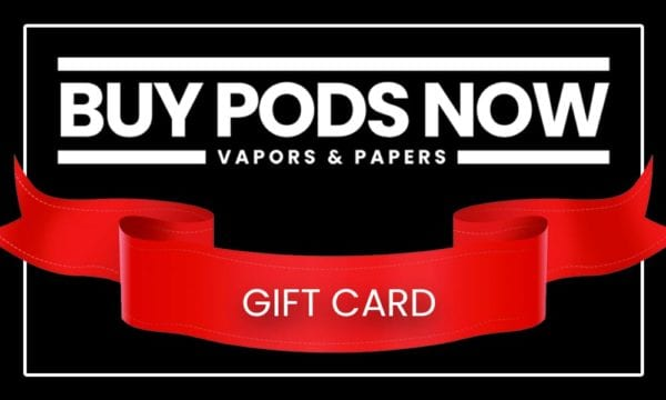 Buy Pods Now Gift Card