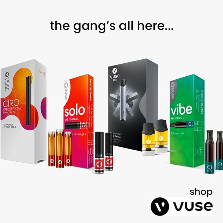 Vuse Collection Mobile