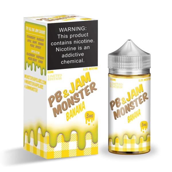 Pb & Jam Banana