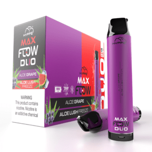 hyppe flow max tank duo grape lush