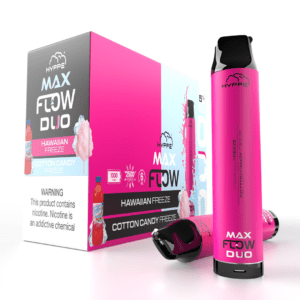 hyppe max flow tank duo hawaiin cotton candy