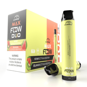 hyppe max flow tank duo kiwi guava