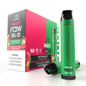 hyppe max flow tank duo watermelon peach pear strawberry apple watermelon